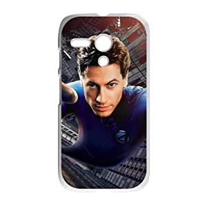 Motorola Moto G Phone Cases White Fantastic Four BOK485347