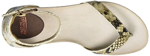 Fred de la Bretoniere  Fred De La Bretoniere Sandale, tongs femme - beige - Taupe, 38