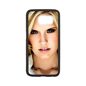 maggie grace wide Samsung Galaxy S6 Cell Phone Case Black xlb2-339874