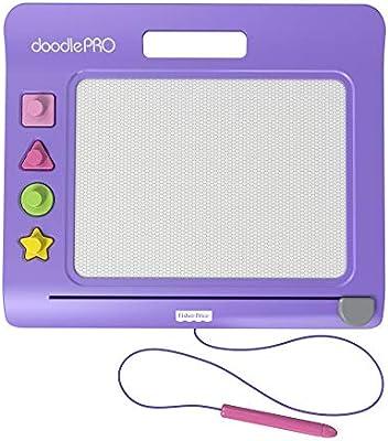 Fisher-Price Estampador Doodle Pro lila, juguete niño +3 años ...