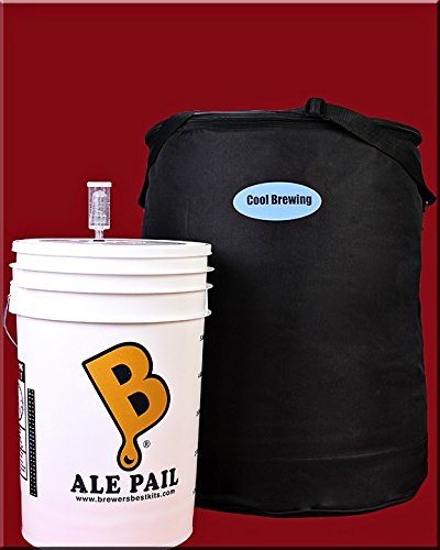 Home Brewing Fermentation Cooler - Beer Brewing Temperature Control, Keg Cooler, Fermentation Brewing Bag. The Original - Cool Brewing Fermentation Cooler. by Cool Brewing LLC (Image #4)