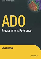 ADO Programmer's Reference (Expert's Voice)