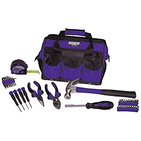 Genial Viper Tool Storage V30TBKPU 30 Piece Tool Set, W/ 12 Inch Tool