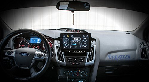 Alpine iLX-F309 HALO9 9'' AM/FM/audio/video Receiver w/ 9-inch Touch Screen and Mech-less Design - Single-DIN Mounting by Alpine (Image #3)'