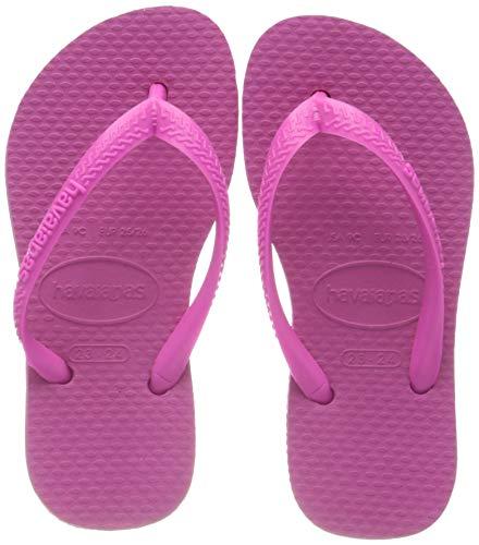 Havaianas Girl's Baby Slim Flip Flops