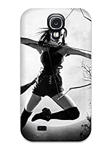 Best New Style Tpu S4 Protective Case Cover/ Galaxy Case - Jaime King In Sin City A Dame To Kill For