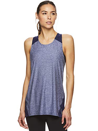 HEAD Womens Perfect Match Racerback Tank Top-Sleeveless Performance Activewear Shirt