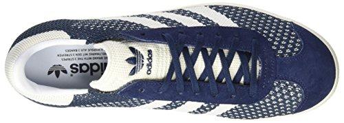 Scarpe Ginnastica White Gazelle White Blu da Primeknit adidas Uomo Chalk Basse Off Nemesis vWIpEn1