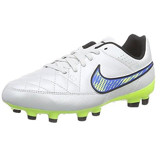 check out 7d3c1 86136 Nike Tiempo Genio Leather FG Mixte Enfant Chaussures de Football ...