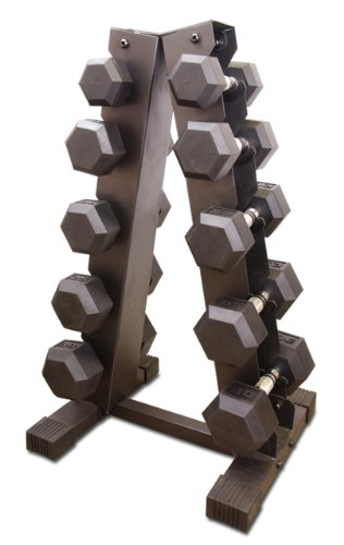 Cap Barbell PVC Coated Dumbbell Set, 200-Pounds by CAP Barbell