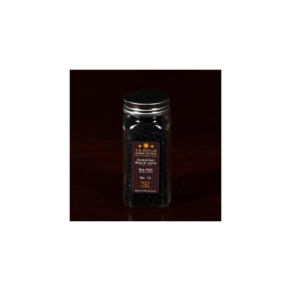 The Spice Lab   Sea Salt   Hawaiian Black Lava (Course)