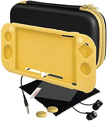 Ardistel - Blackfire Gamer Essentials Kit Yellow para Switch Lite ...