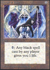 Magic: the Gathering - Throne of Bone - Collectors Edition