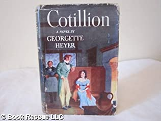 book cover of Cotillion