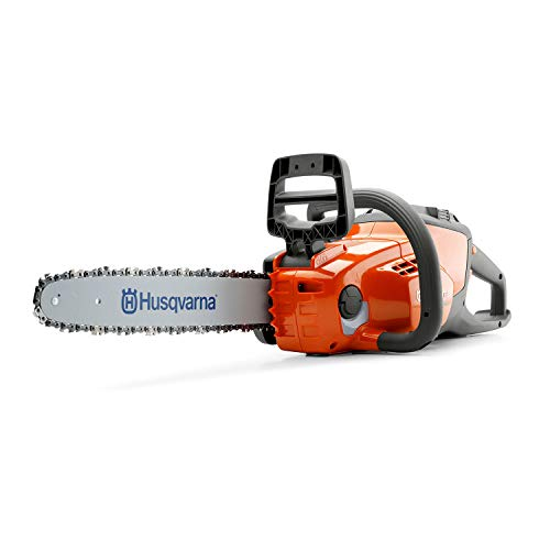 Husqvarna 14-inch Battery Powered Chainsaw