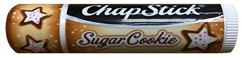 ChapStick Limited Edition Sugar Cookie, 0.15 oz Pack of 6