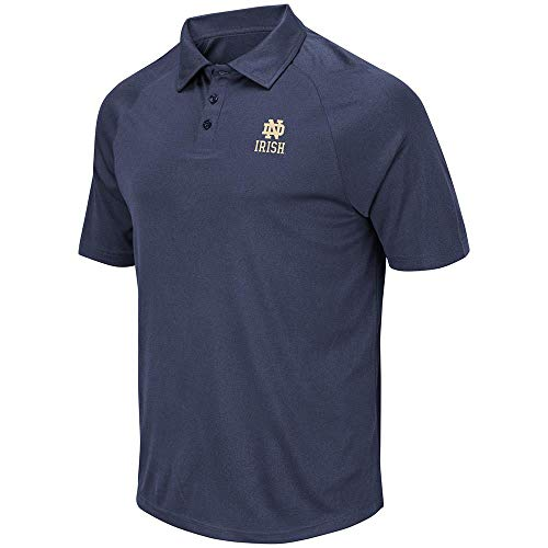 Mens Notre Dame Fighting Irish Wellington Polo Shirt - L ()