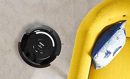 PRIXTON - Robot Aspirador Fregasuelos para Suelo Seco y ...