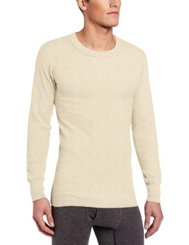 Rock Face Men's 7 Oz Knit Top Basic Colors, White, XX-Large