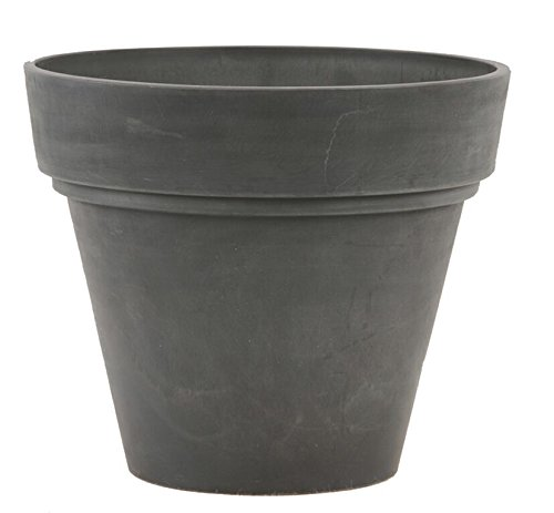 Arcadia PSW OT35DC Traditional Pot, 14 by 13-Inch, Dark Charcoal