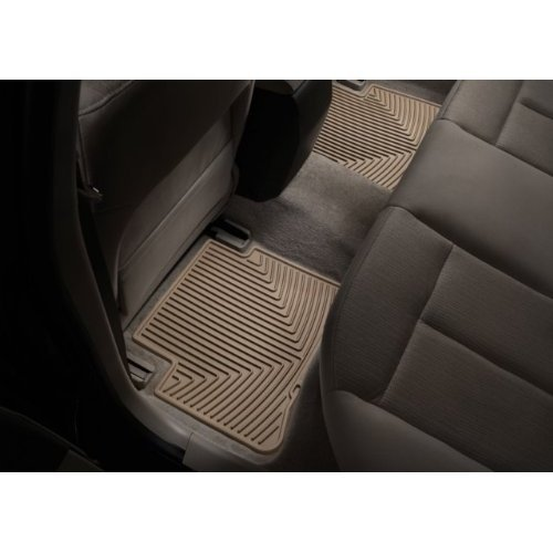 WeatherTech - W20TN - 2003-2009 SAAB 40789 Tan All Weather Floor Mats 2nd Row