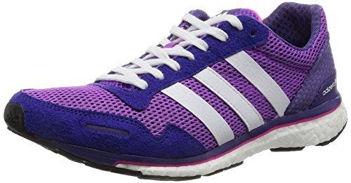 Adidas Adizero Adios 3 Womens Zapatillas Para Correr - AW16 Morado