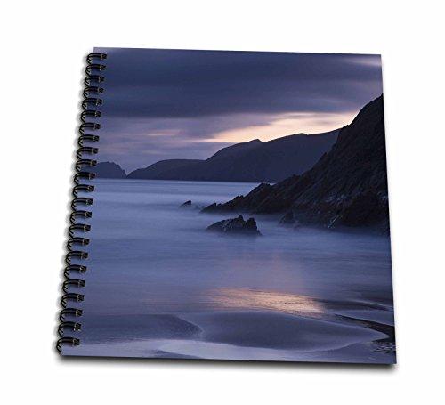 Slea Head - 3dRose Danita Delimont - Coastlines - Coastline of Dingle Peninsula at Slea Head, County Kerry, Ireland - Memory Book 12 x 12 inch (db_257699_2)
