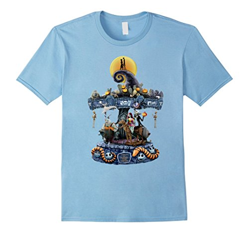 Oogie Boogie Boys Costume (Mens Best Halloween T-Shirt For Men, Women, Top Gift For Birthday Large Baby Blue)