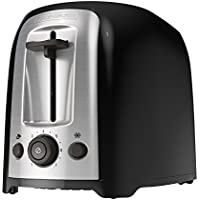 BLACK+DECKER 2-Slice Extra Wide Slot Toaster, Classic...