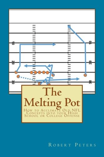 The Melting Pot: How to Acclimate Old NFL Concepts into your High School or CollegeOffense