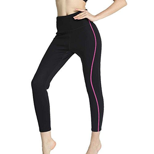 Superstretch Neoprene Thermo Shapers Women Sauna Pants for Slimming and Weight Loss S-3XL