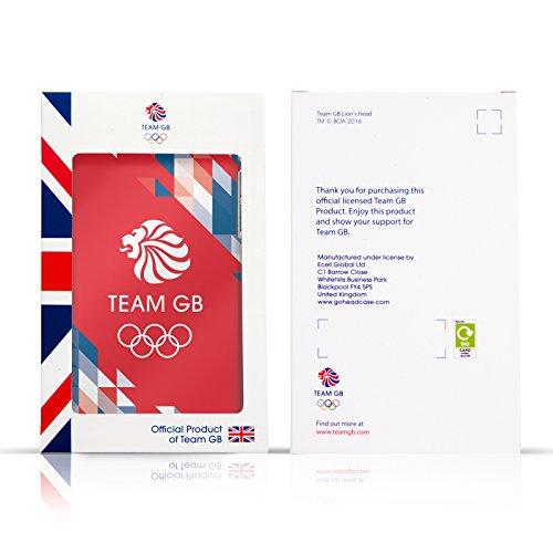 Official Team GB British Olympic Association EST Gold Logo Hard Back Case for Apple iPhone 3G / 3GS