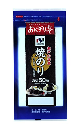 Smiling glue Seto Inland Sea production grilled glue 3 off 50 sheets X10 pieces