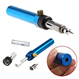 Ewin Gas Blow Torch Soldering Solder Iron Gun Butane Cordless Welding Pen Burner