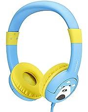 Mpow Kopfhörer Kinder CH1 Kopfhörer für Kinder mit 85dB Lautstärke Begrenzung Gehörschutz & Musik-Sharing-Funktion, Kinderkopfhörer mit Kinderfreundliche sichere Lebensmittelqualität
