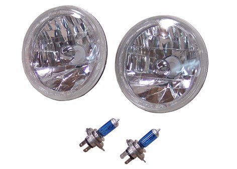 48-57 FORD F100 PICK UP EURO XENON HEADLIGHT CONVERSION KIT (F100 Ford Pickup 56)