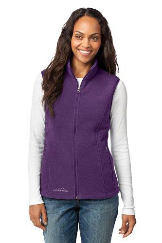 Fleece Embroidered Vest - 9