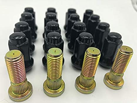 500 TRV 400 PROWLER 100/% MADE IN THE U.S.A 700 WILDCAT for DVX 90 Arctic Cat ATV Wheel Studs by R.A.D 300