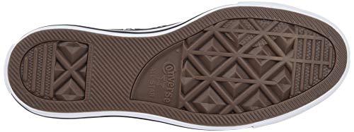 Unisex Converse Black 001 Adulto Nero Alto a Sneaker M7650 Collo rH8SHXq