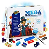 Mega Magic Tricks Set for Kids. Perform Hundreds Today s Most Exciting Tricks. Magic Kit with Instructional DVD