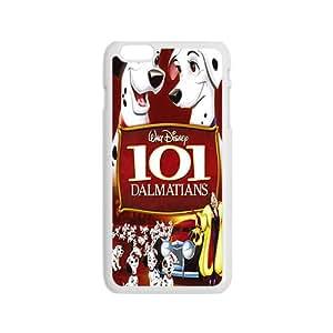 KKDTT 101 Dalmatians Case Cover For iPhone 6 Case