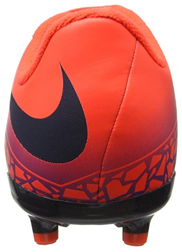 Unisex Boots Kids' NIKE Phelon Hypervenom Orange Football Fg Ii anfnSqBWwd