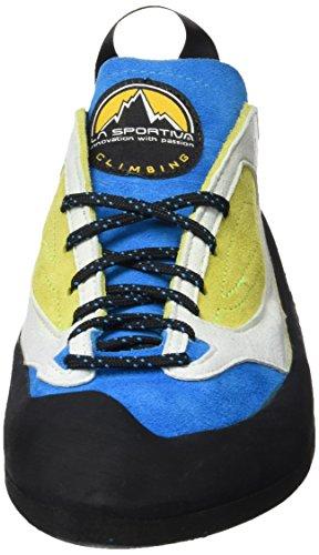 Scarpe Sportive Da Corsa La Sportiva Mutant - Ss18 Finale Sulfur / Blue Talla: 39.5