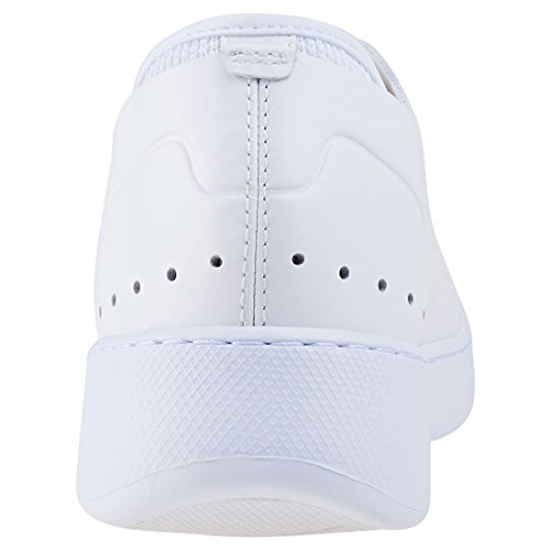 Eyyla Lacoste Femme Blanc Mode Baskets gx4qp1