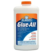Elmer's 60385q Glue-all Multi-purpose Glue, 950 Ml (32 Oz.) Bottle