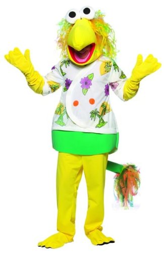 Fraggle Rock Wembly Costume Adult Standard (Fraggle Costume)