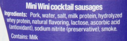 Meica Mini Wini Sixty Cocktail Sausages, 8.8 Ounce by Meica (Image #3)