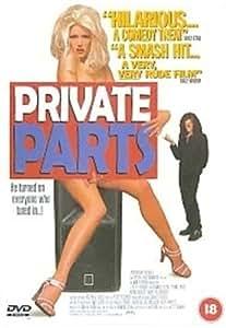 Private Parts [Reino Unido] [DVD]: Amazon.es: Howard Stern