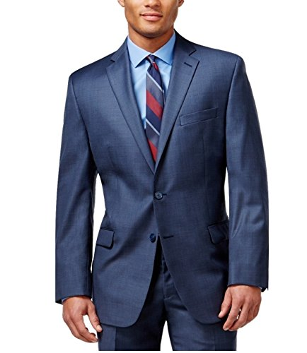 Blue 2 Wool Suit - 6
