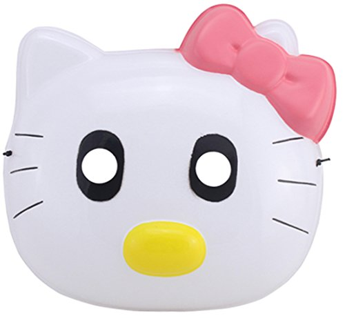 [Life Star Halloween Mask Children Costume Masks-hellokitty] (Hello Kitty Child Costumes)